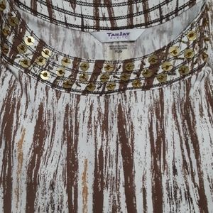PL Embellished Tank Top Petite Large